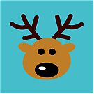 Reindeer by Sonia Pascual