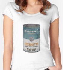 Deacon's Bizghetti Women's Fitted Scoop T-Shirt