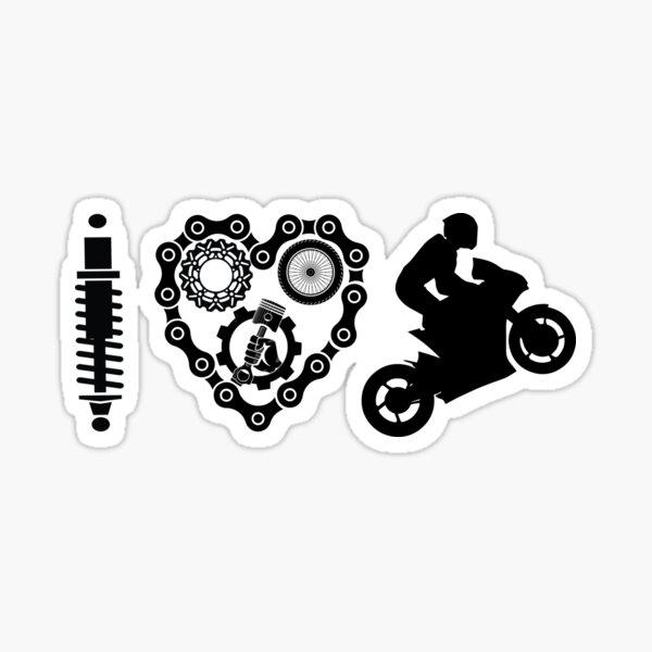 Stencil Africa Twin Motorcycle Moto Motard à Capuche Cadeau D/'Anniversaire