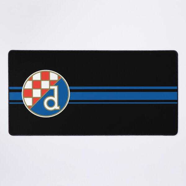 Streifen meines Herzens Dinamo Zagreb, Kroatien Mauspad XXL