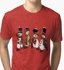 Snow Play Tri-blend T-Shirt