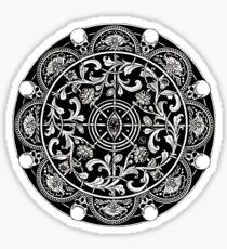 EP.  HYPNOTICSKULL III Sticker