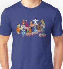 Hanna-Barbera Dog Training Unisex T-Shirt