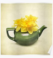Dreaming About Daffodils  Poster