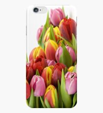 Beautiful Tulip Flowers iPhone 6s Case