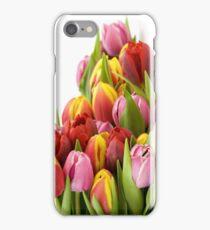 Beautiful Tulip Flowers iPhone 7 Case
