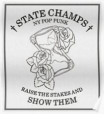 State Champs Poster