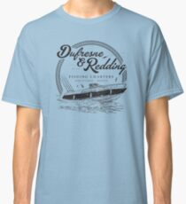 Dufresne & Redding Fishing Charters (aged look) Classic T-Shirt