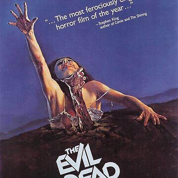 Evil Dead Poster by bearsnightout