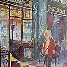 Cafe Florian, Piazza San Marco, Venice by Virginia  Coghill