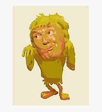 Donald Trump Twitter Parody Photographic Print