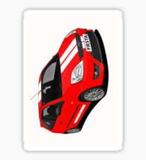 Ford Fiesta  Sticker