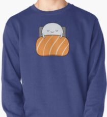 sleepy sushi bed Pullover
