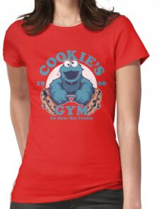 Cookie's Gym Womens Fitted T-Shirt