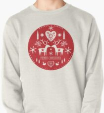 Scandinavian Christmas Design Pullover