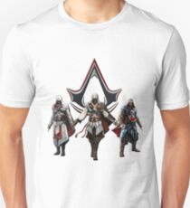 Ezio Auditore, the best Assassin Unisex T-Shirt