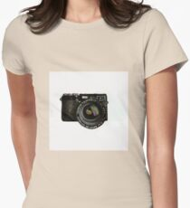 Fujifilm Womens Fitted T-Shirt