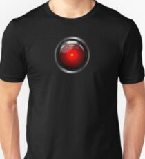 Hal 9000 (updated) Unisex T-Shirt
