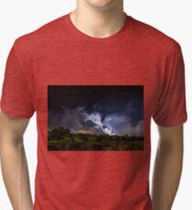Natures Fireworks Tri-blend T-Shirt