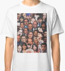 The Office Collage  Classic T-Shirt