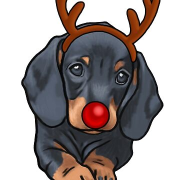 Holiday Hound by rachels1689