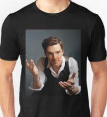 Benedict Cumberbatch 3 Unisex T-Shirt