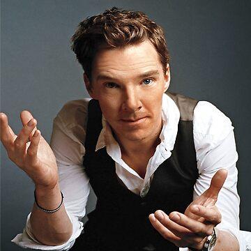 Benedict Cumberbatch 3 by A5-TheGlue