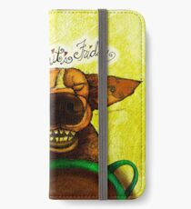 WHAT MY COFFEE SAYS TO ME AUGUST 14, 2015 iPhone Wallet/Case/Skin