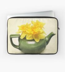 Dreaming About Daffodils  Laptop Sleeve