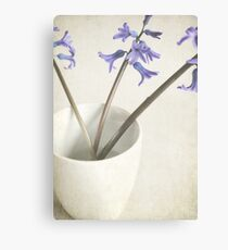 China Cup Canvas Print