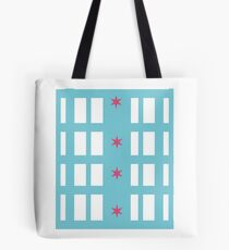 Chicago Remix Building Tote Bag
