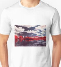 Clouds Above Clouds Below T-Shirt