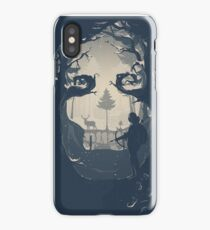 Winter Hunt iPhone Case/Skin