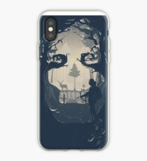 Winter Hunt iPhone Case