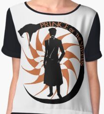 Prince of the Vipers Women's Chiffon Top