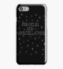Dodie Clark - Freckles and Constellations iPhone Case/Skin