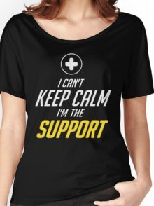 SUPPORT Women's Relaxed Fit T-Shirt