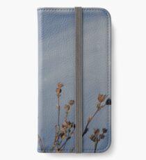 Speckled flower buds  iPhone Wallet/Case/Skin