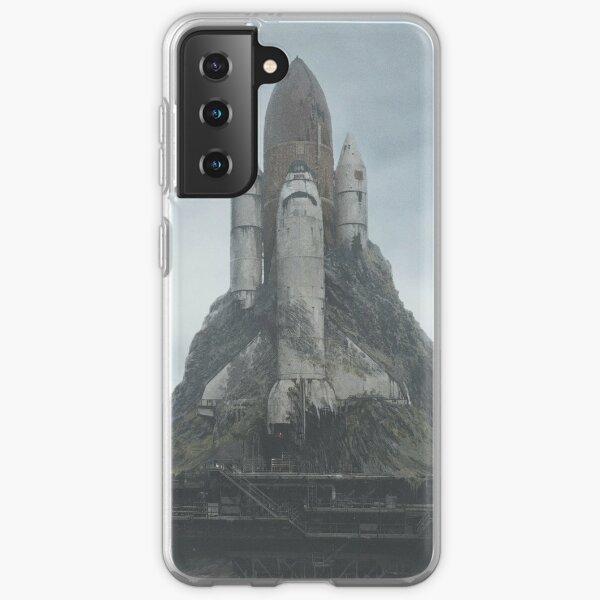 White Castle Samsung Galaxy Soft Case