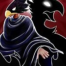 Moonlight Tokoyami by Matt Jones