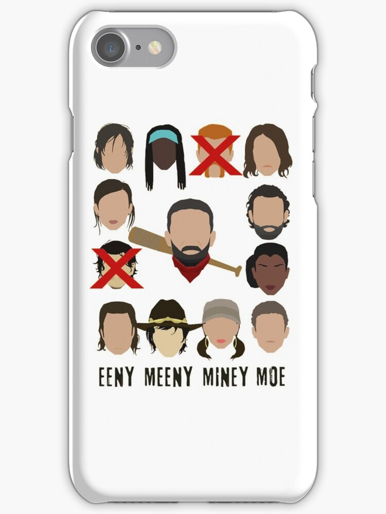 Negan - Eeny Many Moe by rissawinda85