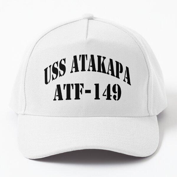 USS ATAKAPA (ATF-149) SHIP'S STORE Baseball Cap
