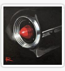 STAR I Feat. 1963 Ford Falcon Futura (Black) Sticker