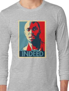 Omar The Wire Indeed Long Sleeve T-Shirt