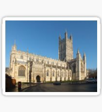 Gloucester Cathedral Sticker
