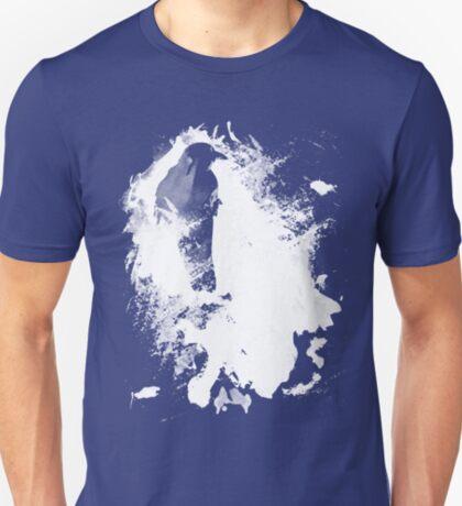 White Crow  T-Shirt