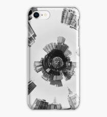 Abstract 3d Cityscape iPhone Case/Skin