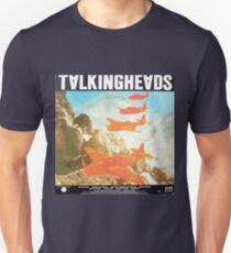 Talking Heads Vinyl Artwork T-Shirt