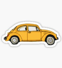 Volkswagen Coccinelle Sticker