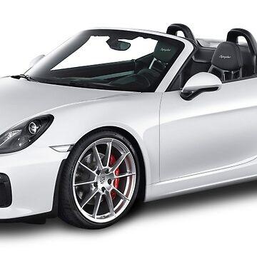 Porsche Boxter by ross-Gardiner